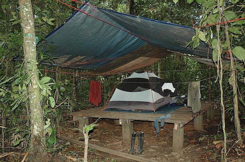 Facilities Cocha Cashu Biological Station