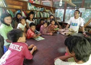 Maisal kids library